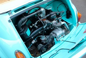 Fiat 500 Jolly - Blue-21