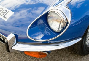 Jaguar E-Type Series 3 V12-36