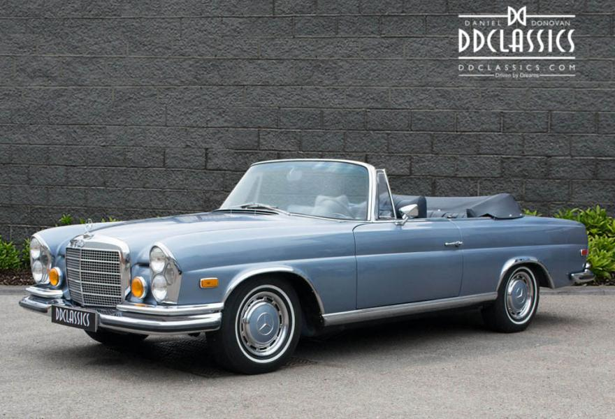 DD Classics | Classic Cars for sale in London