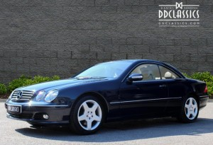 2004 Mercedes-Benz CL500