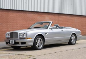 Bentley Azure Mulliner Final Series 2003 LHD