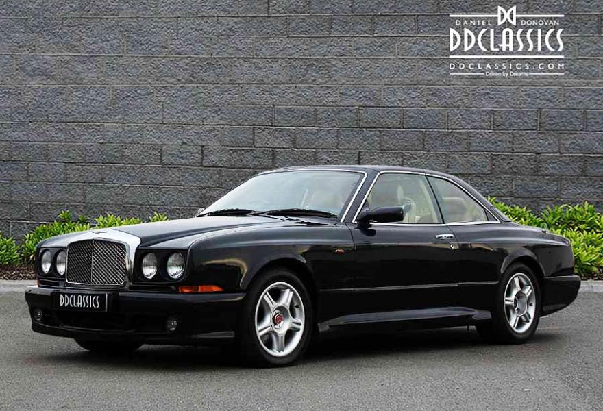 Bentley Continental SC 1998 (RHD)