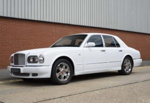Bentley Arnage Red Label RHD