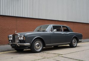 Rolls Royce Corniche 5000 Series Coupe 1983