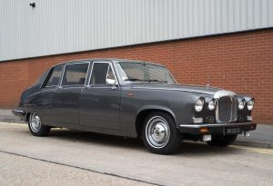 Daimler DS420 Special Order Touring Limousine 1987
