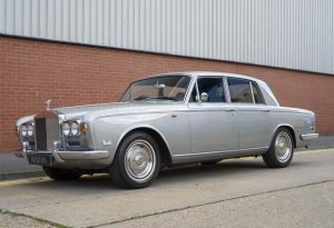 Rolls Royce Silver Shadow Series 1 1971 RHD