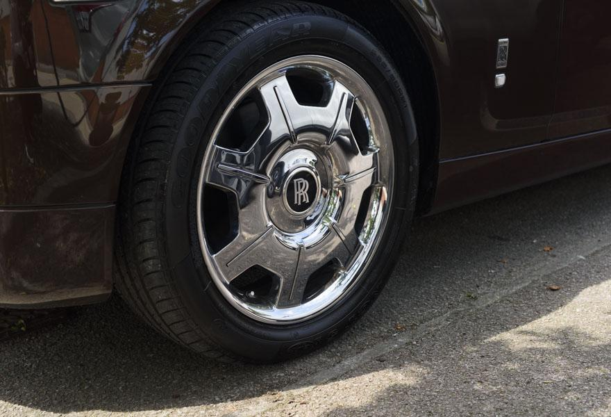 2008 Rolls-Royce Phantom Extended Wheel Base