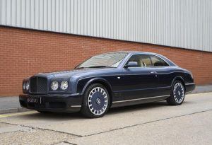 2008 Bentley Brooklands RHD