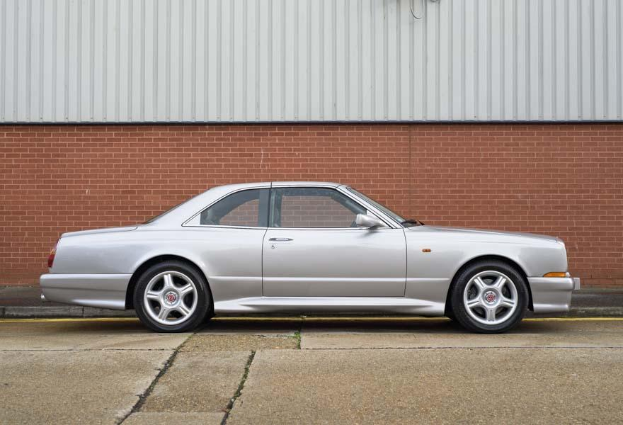 1999 Bentley Continental SC (LHD)