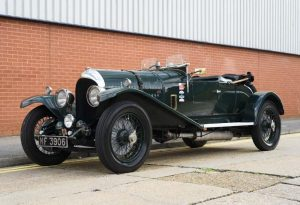 1927 Bentley 3/4.5 Litre Tourer (RHD)