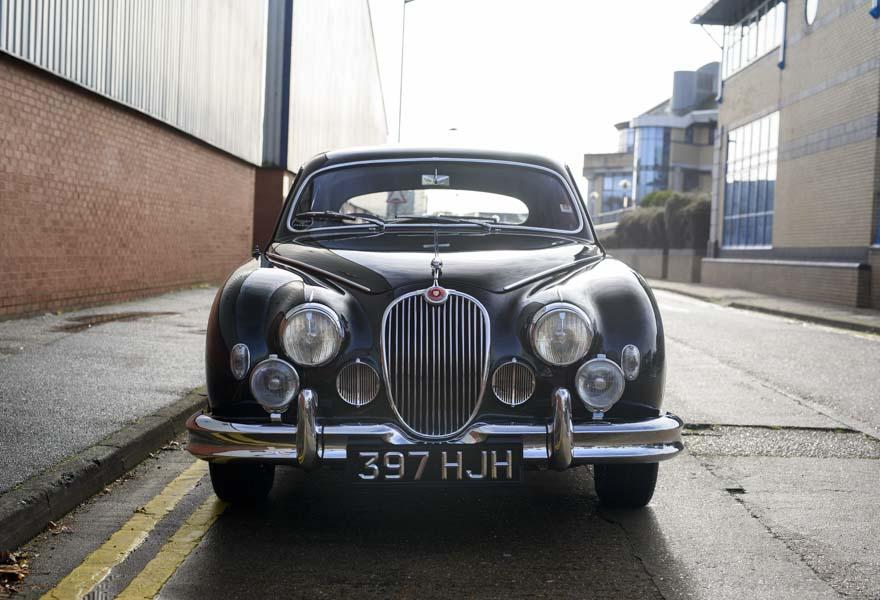 1959 Jaguar Mark 1 (RHD)