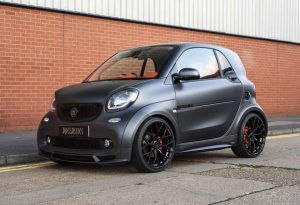 2017 Brabus Smart Ultimate 125 (LHD)