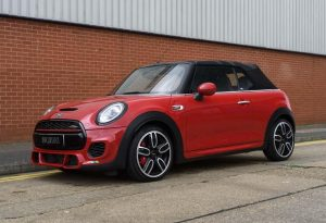 2019 Mini John Cooper Works (LHD)