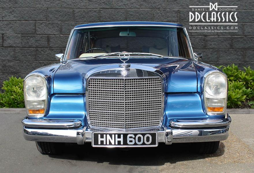 Mercedes-Benz 600 6-door Pullman for sale