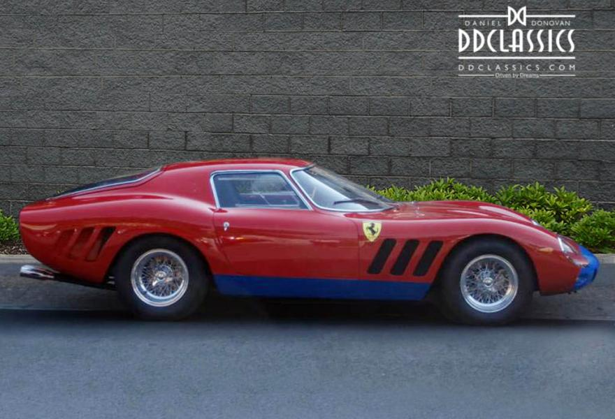 1963 Ferrari 250 GT Drogo For Sale