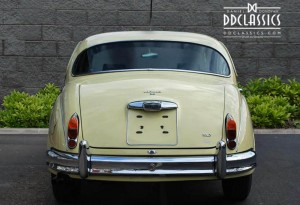 1966 Jaguar Mark 2 Classic Car For Sale