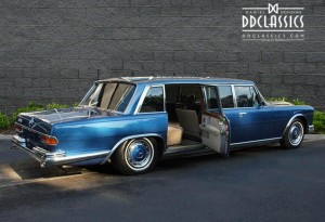 Incredibly rare Mercedes benz Pullman For Sale