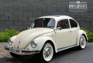 Classic VW Beetle For Sale at DD Classics