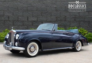 Rolls-Royce Silver Cloud 2 for sale