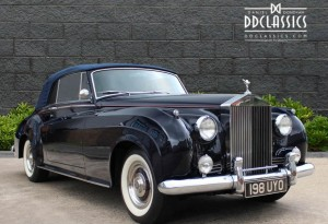 Rolls-Royce Silver Cloud II for sale in London