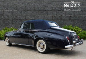 Rolls-Royce Silver Cloud 2