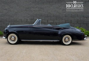 Rolls-Royce Silver Cloud II for sale at DD Classics