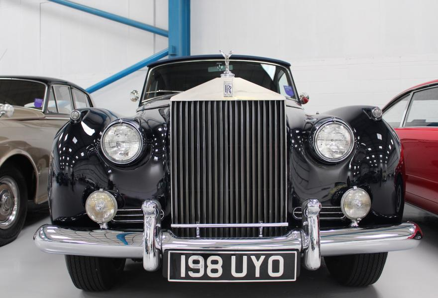 Rolls-Royce Silver Cloud II for sale