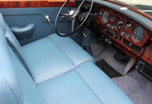Rolls-Royce Silver Cloud II Interior