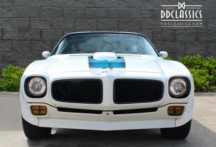 pontiac muscle cars for sale UK