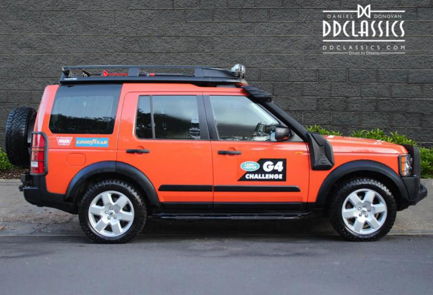 2005 Land Rover Discovery For Sale