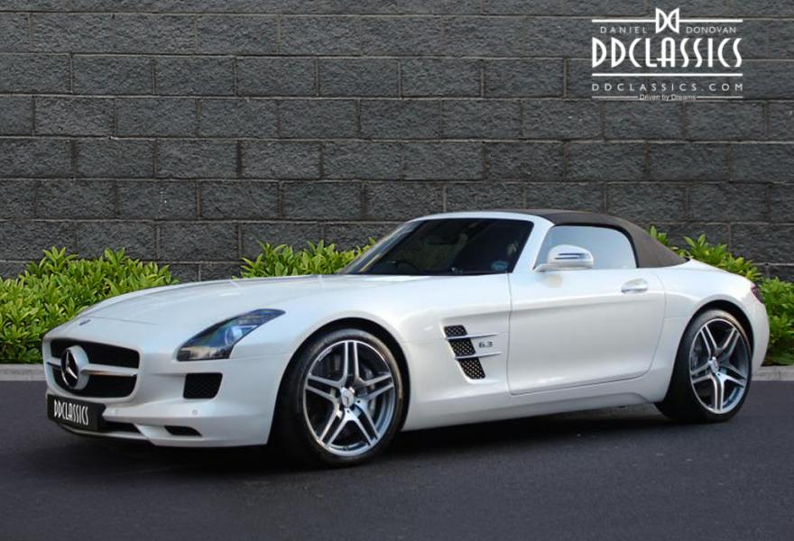 Mercedes-Benz SLS AMG Roadster For Sale at DD Classics