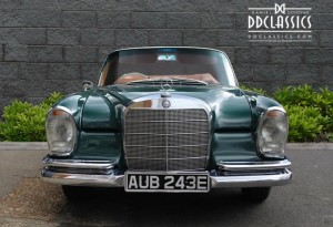 Classic Mercedes For Sale in London
