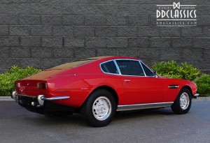 Aston Martin V8 - Classic Cars For Sale