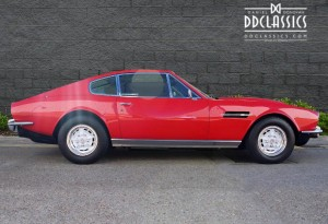 Aston Martin V8 for Sale on Car and Classic UK