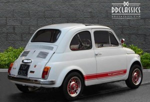 Classic Fiat 500 Abarth 595 Evocation For Sale