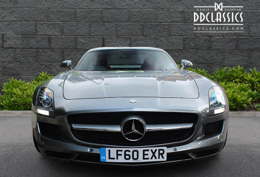 AMG SLS Gullwing for sale