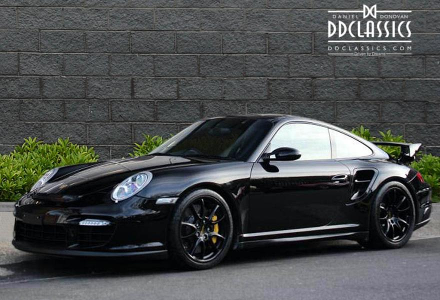 2009 Porsche 911 GT2 For Sale at DD Classics