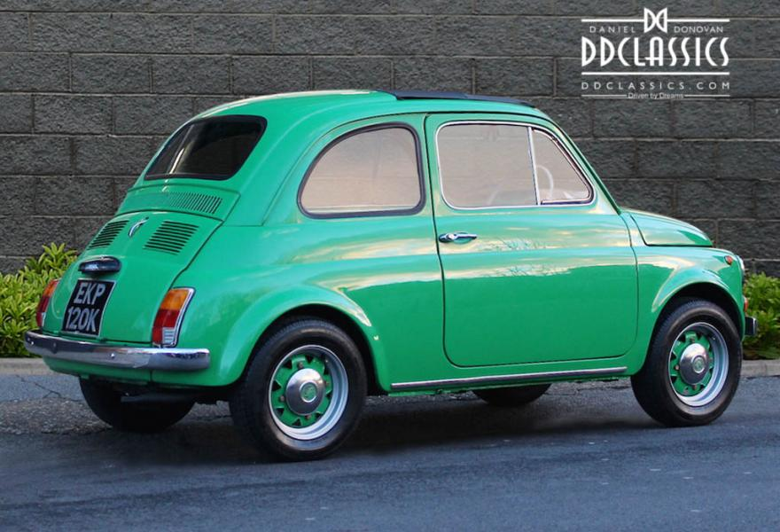 1972 Fiat 500 for sale