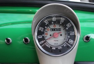 Fiat 500 top speed