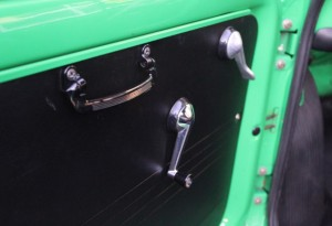 Fiat 500 door detail for sale