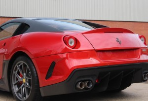 right hand drive ferrari 599 gto for sale