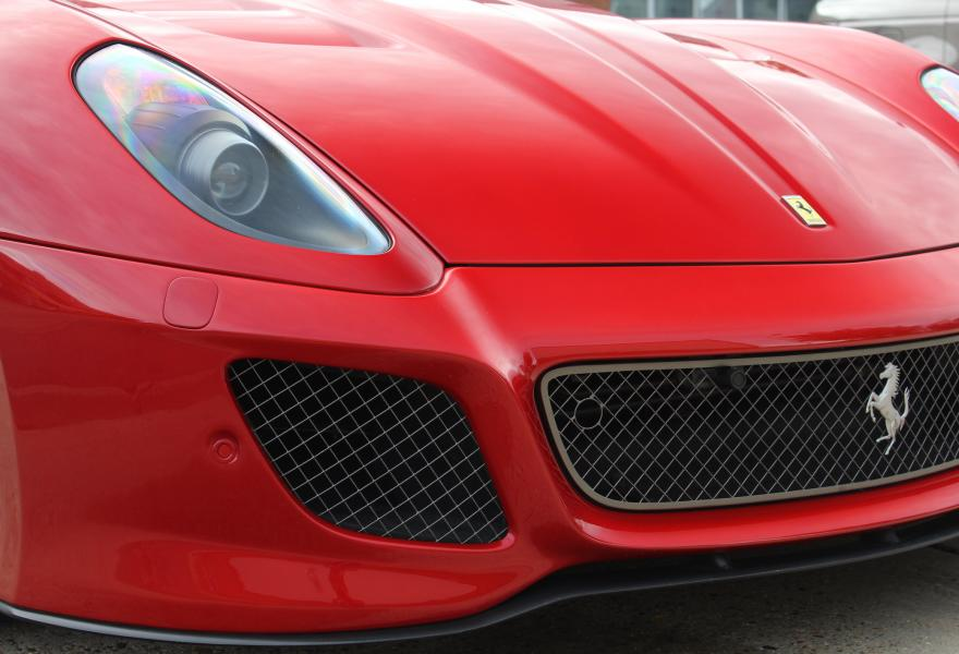 Images for ferrari 599 gto for sale