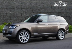 Range Rover SD V8 Vogue SE For Sale