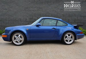 right hand drive porsche 911/964 turbo for sale UK