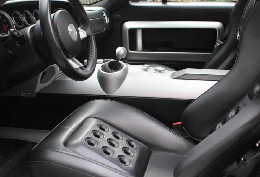 Ford GT Front Seats