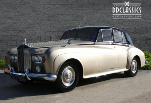 rolls-royce silver cloud 3 for sale