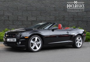 Chevrolet Camaro SS Convertible for sale in London