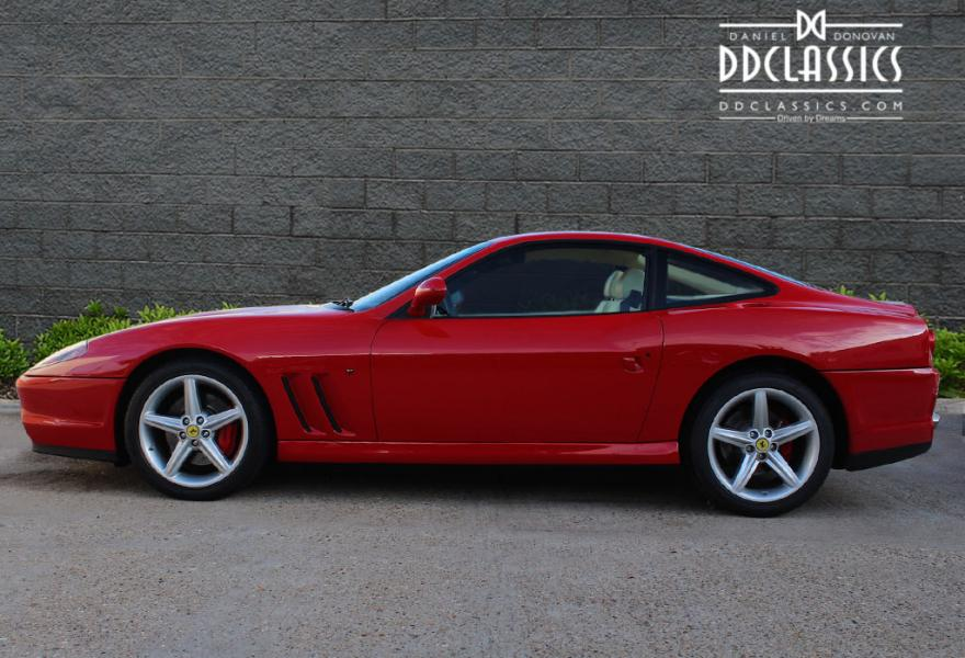 Used Ferrari 575 cars for sale with PistonHeads