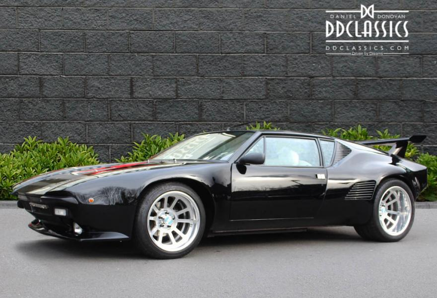 Ford Pantera For Sale >> Detomaso Pantera Gt5 S Lhd
