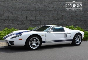 Ford GT for sale at DD Classics